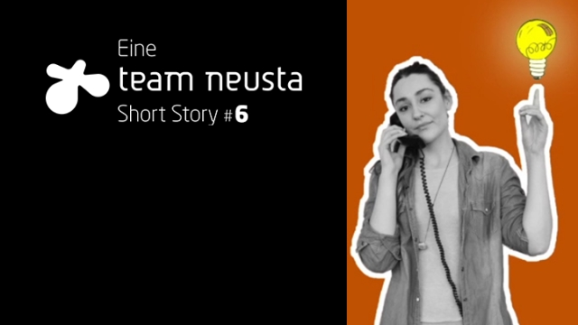 "team neusta Short Story 6 – Start der Agentur ""neusta communications"" in Bremen mit Franca Reitzenstein und Frank Lenk"